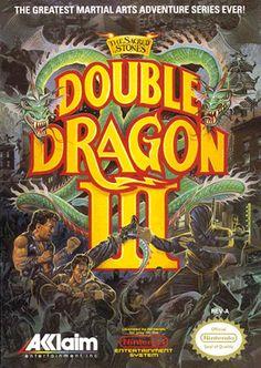 Double Dragon III: The Sacred Stones (1991) - NES