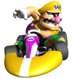 I got Wario! Which Mario Kart Character Should You Actually Play With?