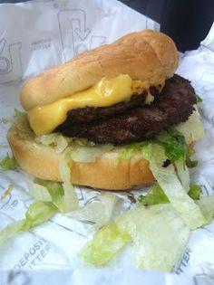 Dicks Burger- The Burger Blog