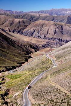 Ruta Nacional 52, Cuesta de Lipán, Jujuy | Argentina