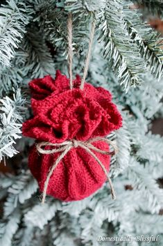 DIY Christmas Ornament in 5 Minutes