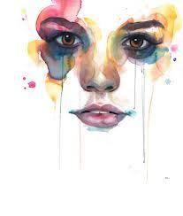 Another watercolour portrait