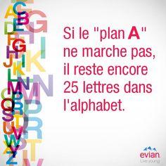 Si le plan A ne marche pas....