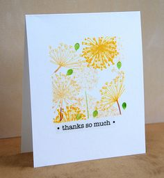 hero arts.  mask the card base with square cut-out and stamp away... nice way to make stamp the focal point