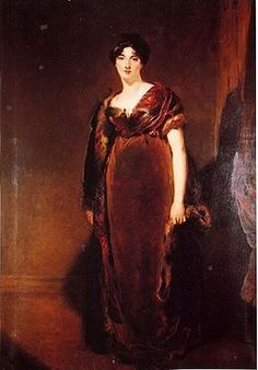 First Lord Seaforth McKenzie of Scotland | Mary Mackenzie by Thomas Lawrence 2