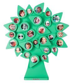 Ga je binnenkort ook naar een communiefeest? Denk dan eens aan OnceUponaTree om (samen) als cadeau te geven. Kinderen zijn dol op hun eigen fotoboom op hun kamer! Met foto's van de feestdag, familie en vriendjes of met lieve wensen aan het kind. Daarnaast geef je een heel symbolisch cadeau. De boom staat symbool voor groei en levenskracht.