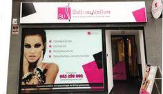 fachada salon de belleza - Buscar con Google