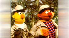 """Bert en Ernie - """"In een uur de wereld rond"""""""