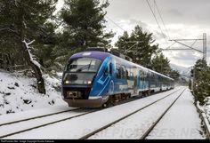RailPictures.Net Photo: 460 120 OSE Hellenic Railways Organization Siemens Desiro at Athens, Greece by Kostas Kakavas