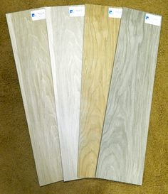 Soleras, rectified porcelain, available in 4 colors. When moisture is an issue and you want the look of wood, consider tile! Photo by DKB Services