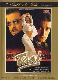 awesome Taal (1999) (Hindi Film / Bollywood Movie / Indian Cinema DVD)