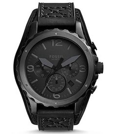 Fossil Nate Watch - Men's Watches | Buckle
