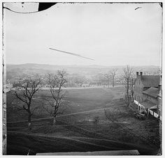 Nashville, Tennessee. View of city 1864