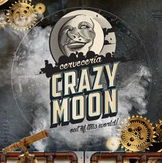 "Echa un vistazo a mi proyecto @Behance: ""Crazy Moon"" https://www.behance.net/gallery/58631669/Crazy-Moon"
