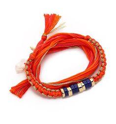 Shop the Spring 2015 Color Trend: Orange  #InStyle #AurelieBidermann