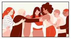 Happy International Women's Day Explore stories from women all over the globe in today's and share yours using World Womens Day, Happy International Women's Day, Google Doodles, Who Runs The World, Ladies Day, Girl Power, Illustration Art, Design Inspiration, Prints