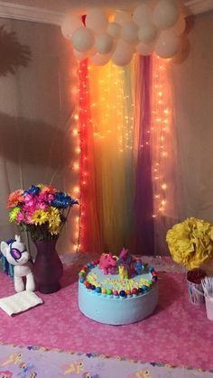 My little pony decor