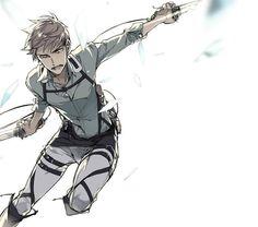 Jean from shingeki no kyojin