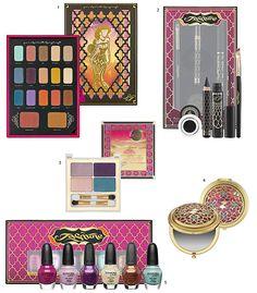 Maquiagem Sephora Disney Jasmine Collection.........jasmine nail polish????? dream come true!! <3