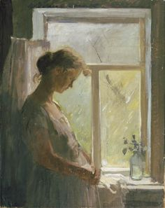 Sergei Andreevich TOUTOUNOV (1925-1998),  Attente-02       tumblr_mka57hqLt71roedt4o1_1280
