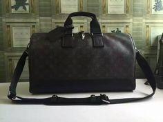 LV  Keepall Voyager Designer weekender bag in monogram eclipse canvas M43038 size:45x27x20CM G4 whatsapp:+8615503787453