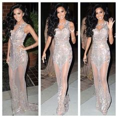 Lili Ghalichi sparkling as usual