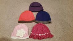 More hats
