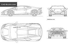 Tesla Cybertruck dimensions, blueprint for 3D modeling Car Design Sketch, Car Sketch, Evo, Lamborghini Aventador, Ferrari, Side View Drawing, Car Side View, Cad Blocks, Car Drawings