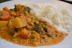 Cafe des Amis - Paia, Maui - Love this restaurant! http://ameblo.jp/project-kanalu/entry-11919805494.html