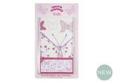 £15 - Bella Butterfly Sticker Pack  Laura Ashley