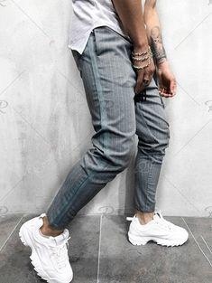 rosegal Punjabi Suits, Mom Jeans, Mens Fashion, Pants, Outfits, Moda Masculina, Trouser Pants, Man Fashion, Women Pants