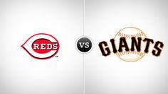 Cincinnati Reds vs. San Francisco Giants @ AT Park (San Francisco, CA)