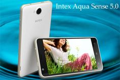 5-inch #IntexAqua sense 5.0 dual-SIM phablet disclosed. @ http://goo.gl/Qw0IQ3 #SagmartCars