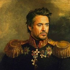 History bitches. #lol #mashup #robertdowneyjr #alanrickman #billmurray #williamshatner #elijahwood #funny #lmao #lmfao #art if anyone knows the artist of the mashup or the originals shout them out.