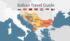 Backpacking the Balkans - my travel guide for 7 countries!