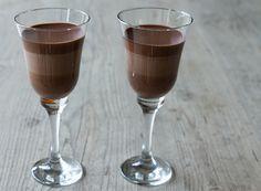Frozen Chocolate, Chocolate Milkshake, Death By Chocolate, Chocolate Coffee, Cookbook Recipes, Cooking Recipes, Greek Recipes, Food Processor Recipes, Smoothies