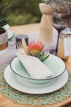 Earthy South African wedding inspiration by Weil Life Photography