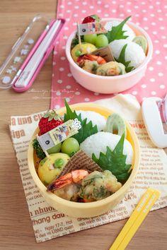 あ~るママ『子供の日★鯉のぼりピックのお弁当♪』