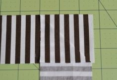 The Sewing Chick | Mini Tutorial – Sewing Striped Bindings