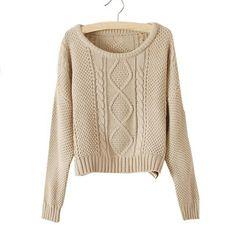 Forever Autumn Knitwear Beige