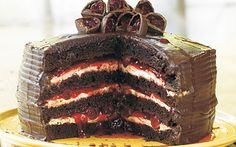 Black Forest Cake | My Cake Recipes
