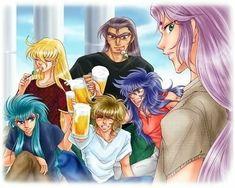 Read MiloxCamus from the story Galeria Yaoi Saint Seiya by DayanaUS (Mercurio. Old Anime, Anime Manga, Fanfiction, Boruto Naruto Next Generations, Fanart, Cute Anime Boy, Manga Drawing, Funny Comics, Sailor Moon