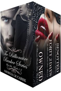 The Billionaire Banker Series Box Set by Georgia Le Carre ~ Best selling dark romance series Book Series, Book 1, Best Seller Libros, Book Hangover, Book Boyfriends, Romance Novels, Billionaire, Book Lists, Book Lovers