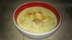 Tejfölös krumplileves recept