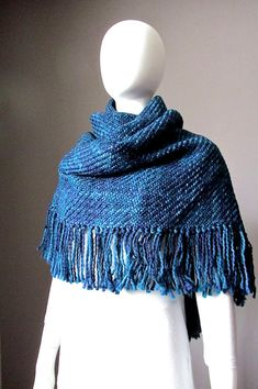 Super chunky winter scarf knit scarf  winter by VitalTemptation