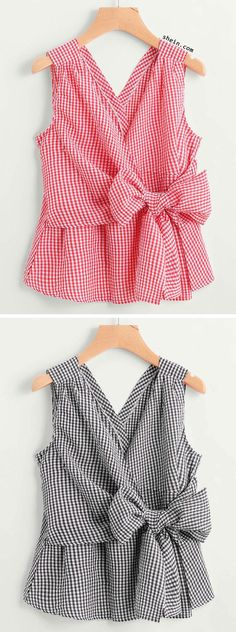 Blouses for women – Lady Dress Designs Casual Dresses, Casual Outfits, Girls Dresses, Cute Outfits, Fashion Outfits, Blouse Styles, Blouse Designs, Mode Style, Baby Dress