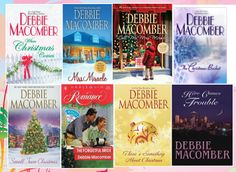Debbie Macomber Christmas Series