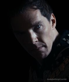 Avarice, ambition, jealousy, murderous intent. Benedict with one look..