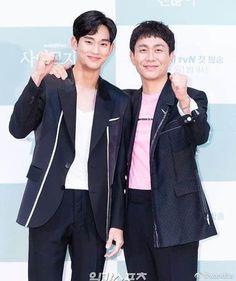 Adorables 💖  #KimSooHyun #OhJungSe