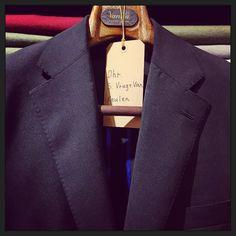 Nieuw pak. Zwart. @vanita_tailors. #mystyle #myview #SVVK